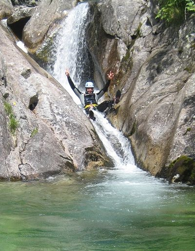 canyoning-VIONE full