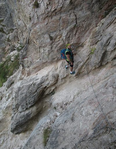 ferrata-VAL SCURA